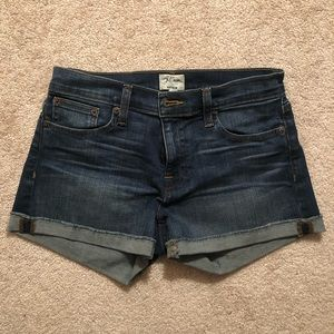J. Crew Women's denim short
